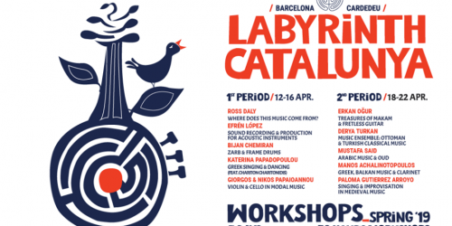 musique access stage labyrinth catalunya espagne 2019